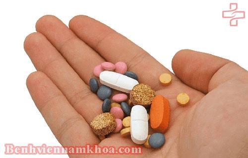 Viêm bao quy đầu dùng thuốc gì