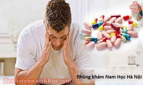 Viêm đường tiết niệu ở nam giới uống thuốc gì