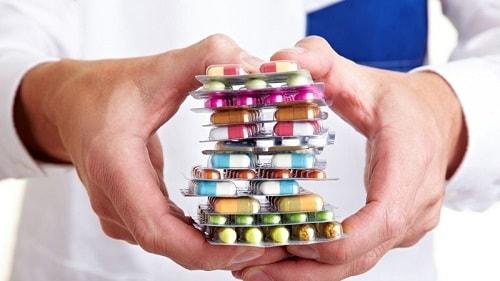 Bị bệnh lậu uống thuốc gì?