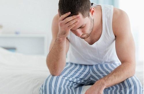 Biểu hiện của bệnh viêm tuyến tiền liệt ở nam giới