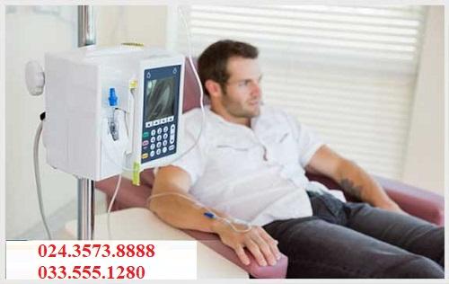 Hỗ trợ điều trị tràn dịch màng tinh hoàn