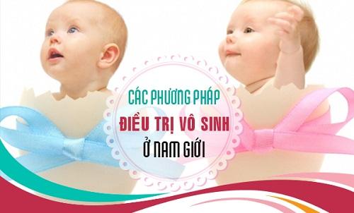 phương pháp điều trị vô sinh nam 1